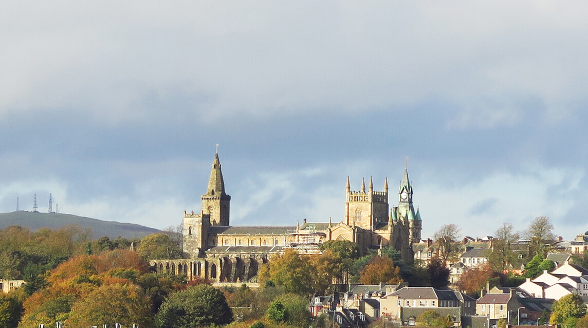 Dunfermline Church and Abbey